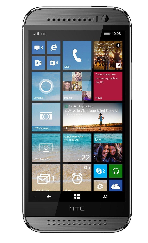 HTC One M8 32GB Verizon + GSM Unlocked 4G Smartphone (Seller Refurbished) $110 + Free Shipping (eBay Daily Deal)