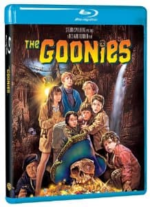 $4 - $5 Blu-Ray Movies from Amazon: The Goonies, The Dark Knight , Seven, Jurassic Park, Space Jam, Dark Shadows, 3:10 To Yuma, Reservoir Dogs & More
