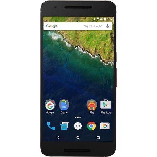 Huawei Google Nexus 6P 4G LTE Smartphone (32GB, Refurbished) $335 + Free Shipping (eBay Daily Deals by Best Buy)