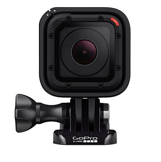 GoPro Hero Session Refurbished $125, GoPro HERO4 Black Edition Refurbished $235 + FS (eBay Daily Deal)