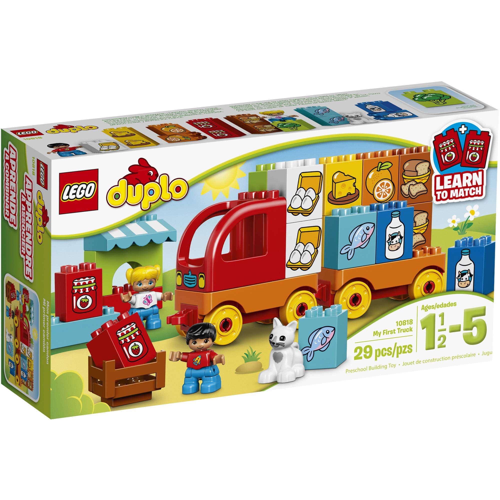 LEGO DUPLO My First Truck Slickdeals