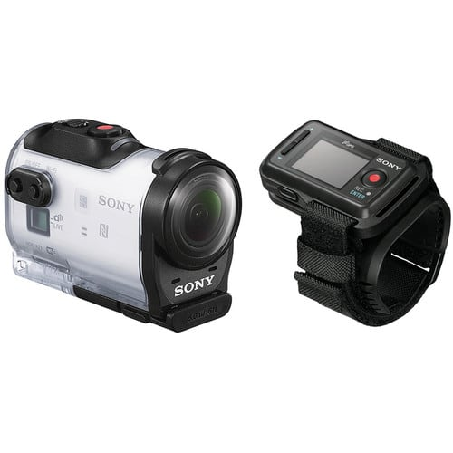 Sony HDR-AZ1VR Action Cam Mini with Live View Remote Watch. $179 + Free Shipping @ BHPhotoVideo