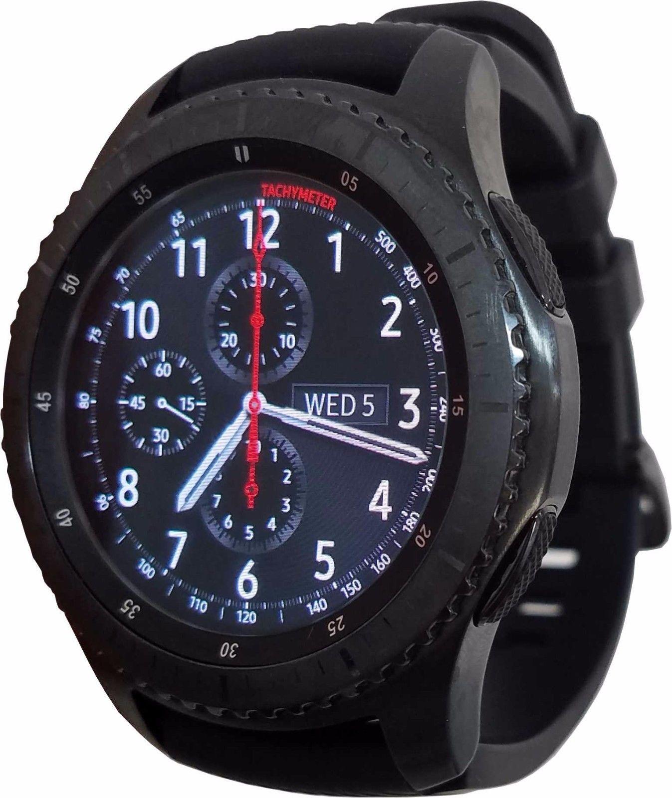 Samsung Galaxy Gear S3 Frontier Smartwatch. $235 + FS (eBay Daily Deal)