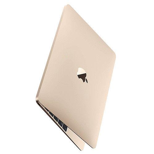 """Apple 12"""" Macbook Intel M-5Y51 8GB 512GB SSD OSX Yosemite Gold 5K4N2LL/A. (Refurbished) $799.99 + FS (eBay Daily Deal)"""
