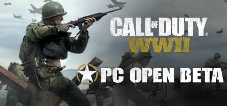 Call of Duty: WW2  Free Beta Access for PC - Download Now for 09/29 Access via Steam