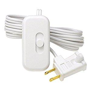 10-Pack  Lutron TT-300NLH-WH White Nightlight Dimmer. $13.99 + FS w/Prime