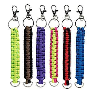 24 Pack Raymond Geddes Paraband Key Chain. $5.58 (add-on)