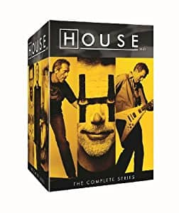 House MD The Complete Series (41 DVD's) $41 + FS (Lowest price!) $40.99