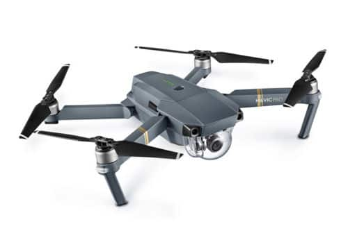 DJI Mavic Pro Drone with 4K HD Camera (DJI Certified Refurbished Unit). $779 + FS (eBay Daily Deal)