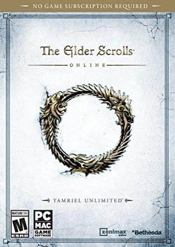 Elder Scrolls Online: Tamriel Unlimited PC/Mac. $6.69