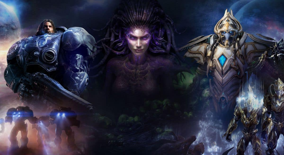 StarCraft 2 is going to free to play on November 14th