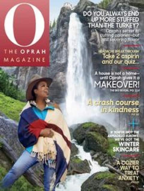 O, The Oprah Magazine for FREE! DEAD