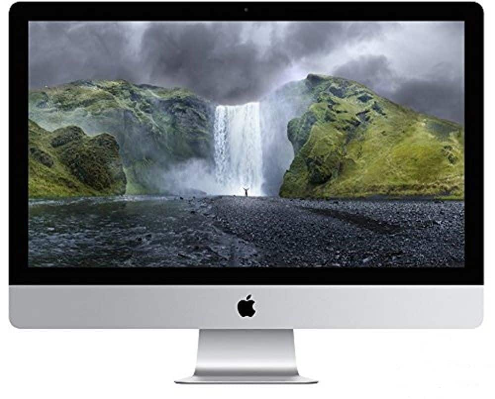 "Apple 27"" iMac 5K 3.5GHz Quad-core Intel Core i5 8GB RAM 1TB Fusion Drive M290X (Refurbished) $1149.99 + FS (eBay Daily Deal)"