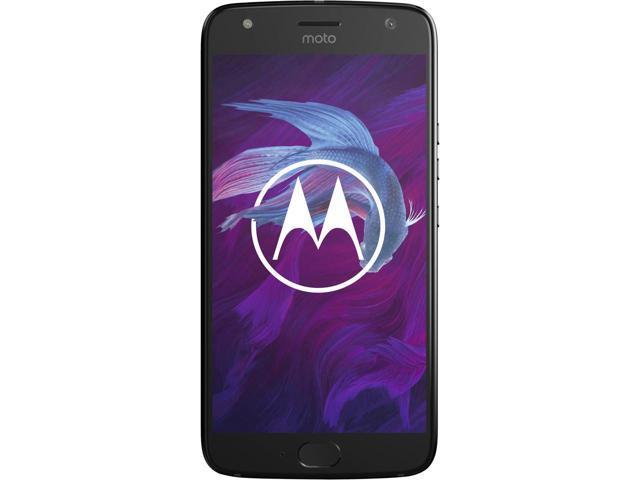 "Moto X4 (4th Gen) Unlocked Smartphone Dual Camera (5.2"" Super Black, 32GB Storage 3GB RAM) US Warranty. $339.99 @ newegg"