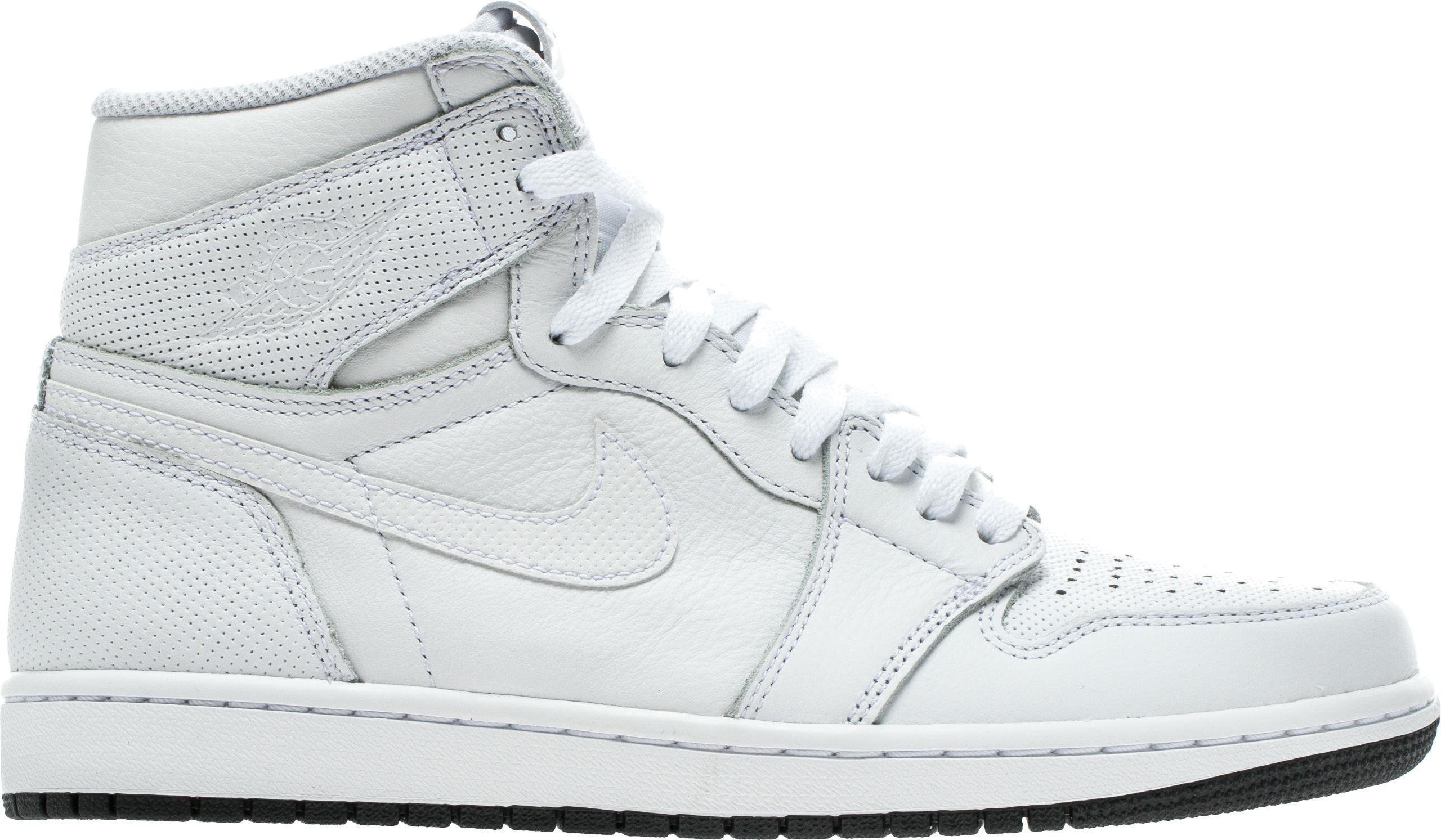 ffa559740a4c ... best price air jordan retro 1 og perforated pack hi mens lifestyle shoe.  59.98 fs