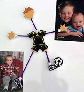Boing Designs Soccer Magnetic Character 6 Magnet Home Decor. $2.27 (add-on)