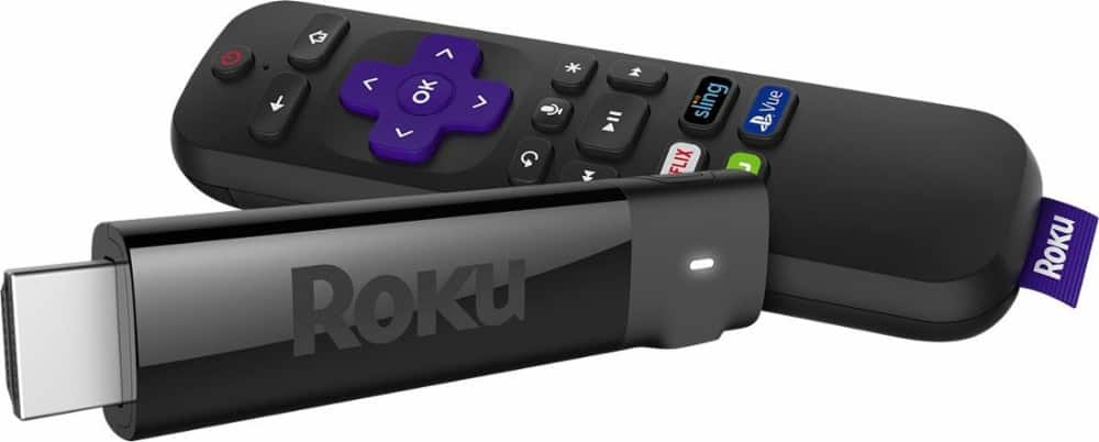 Roku Streaming Stick $39.99, Roku Streaming Stick + $49.99, Roku Premiere+ Streaming Media Player $69.99 (May Be Less) From Kohls