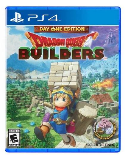 Dragon Quest Builders (PS4) $19.99 (GCU $15.99) via Best Buy