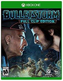 Bulletstorm: Full Clip Edition (X1/PS4) $14.99 via Amazon