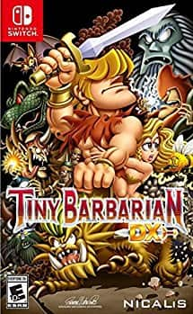 Tiny Barbarian Dx - Nintendo Switch. $20.32 @ Amazon