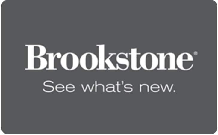 $100 Brookstone Gift Card for only $85 - Fast Email Delivery (eBay Daily Deal)