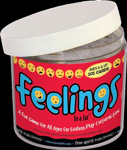 Feelings In a Jar Cards. $3.65 (Amazon and Walmart)