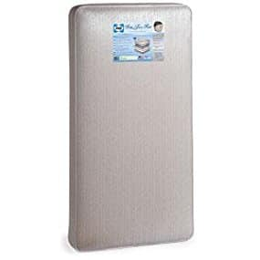 """Sealy Baby Firm Rest Infant/Toddler Crib Mattress -204 Premium Coils, Anti-Sag System, Hypoallergenic Cushioning, High Coil Firmness, 52""""x28"""" $59.99"""