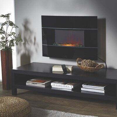 Bionaire 1500W Electric Fireplace Heater/Insert. $89.99 + FS