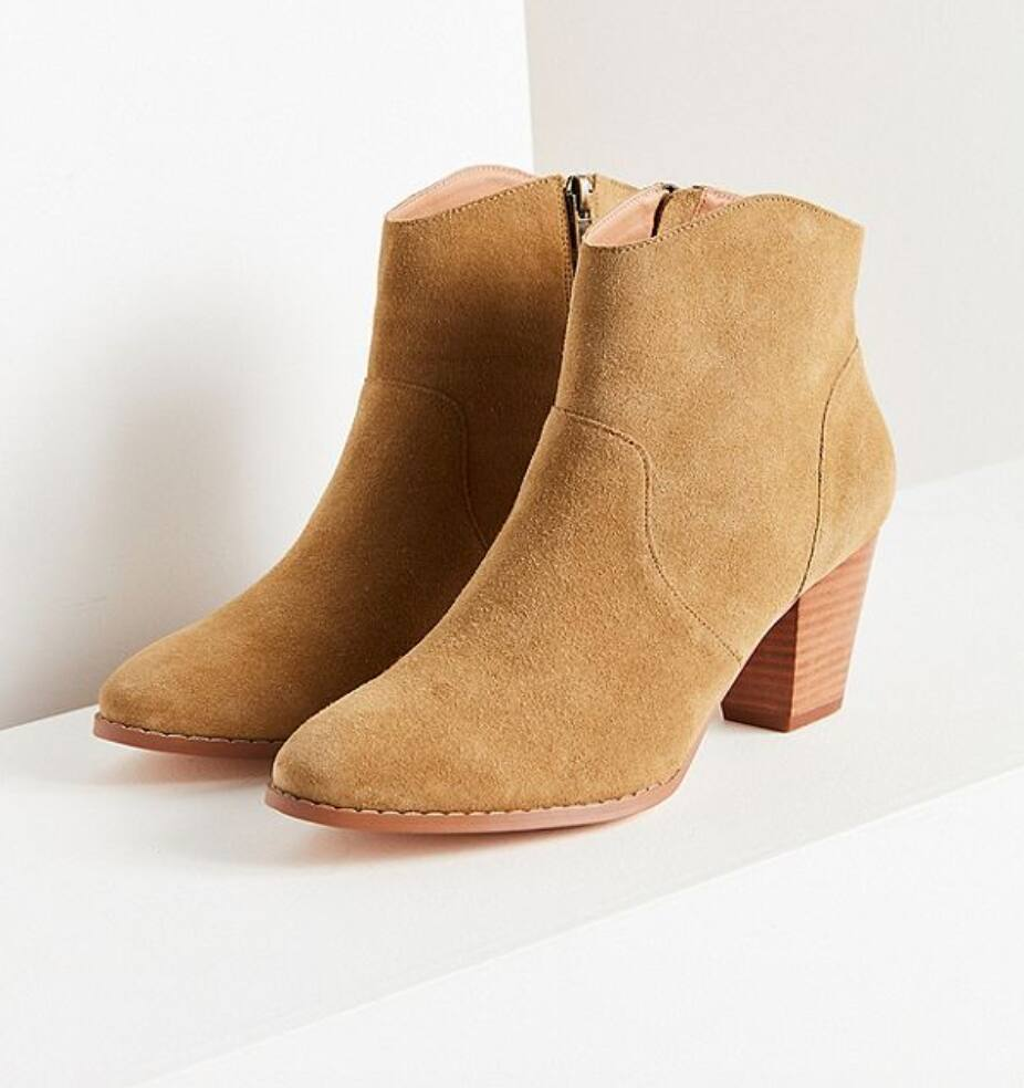 Westie Ankle Boot $19.99 + FS