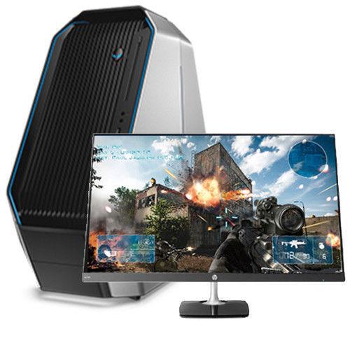 Alienware Area-51 VR Ready Desktop Computer + HP N270h 27 Full HD Gaming Monitor Intel i7-6800K, 16GB RAM, 2TB HDD, GTX1080 8GB Win10 $1700+FS (eBay Daily Deal)