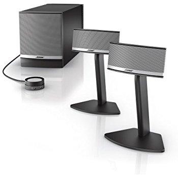 Bose Companion 5 Multimedia Speaker System. $299.99 + FS (Amazon and Best Buy)