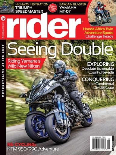 Free Rider Magazine Subscription (No Credit Card Needed)