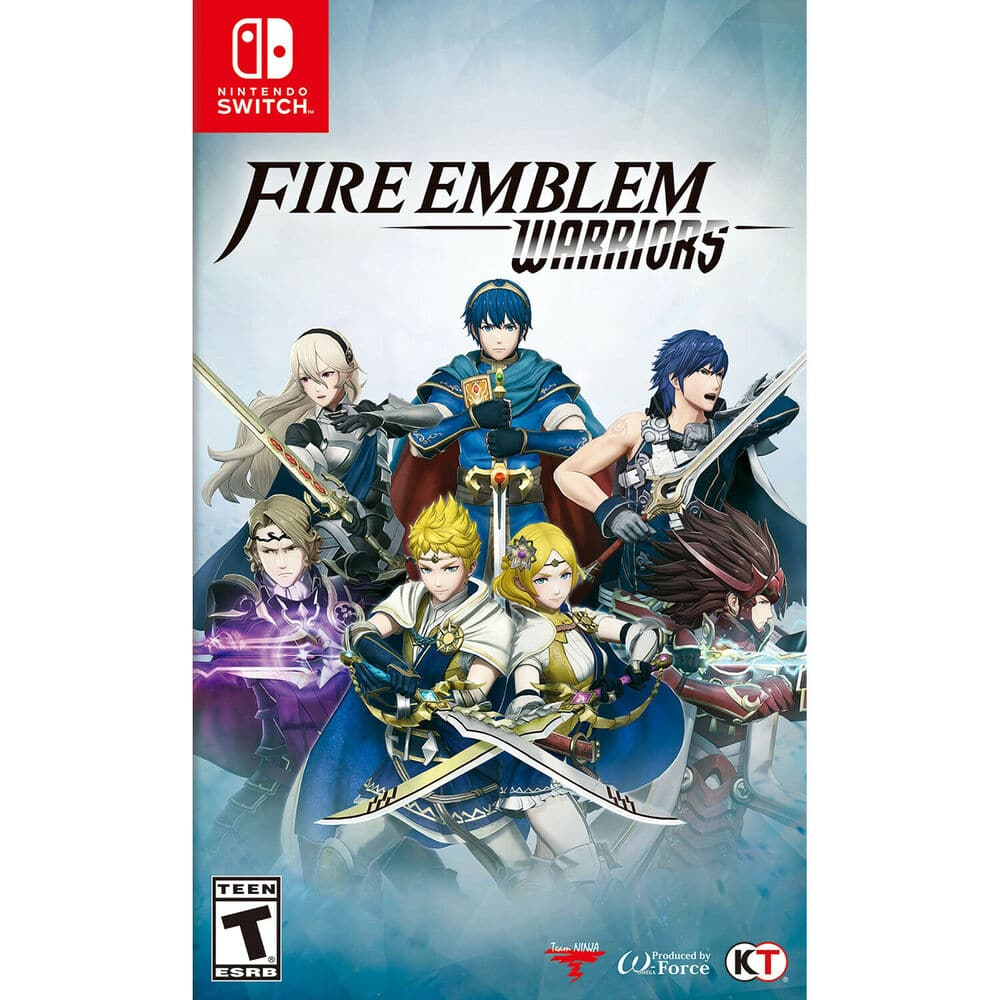 Nintendo Switch Fire Emblem Warriors Video Game (US Version) $27.95 (or less YMMV) + FS (eBay Daily Deal)
