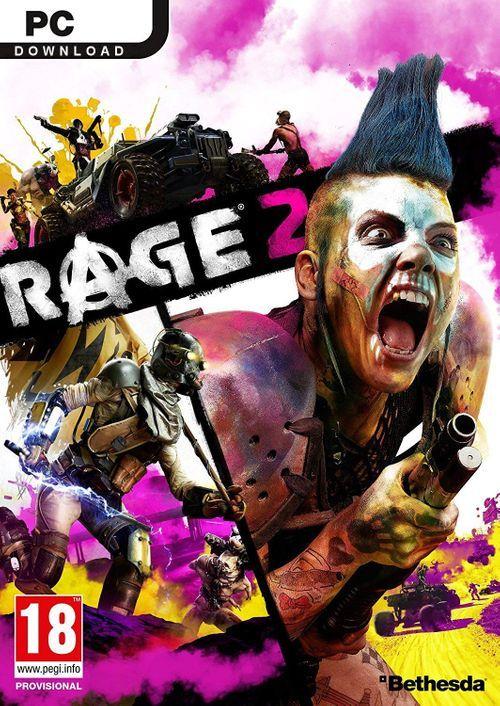 Rage 2 PC  + DLC $35.59