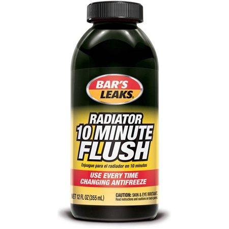 Bar's Leaks 10 Minute Radiator Flush (12 oz). $2.12 at Amazon and Walmart