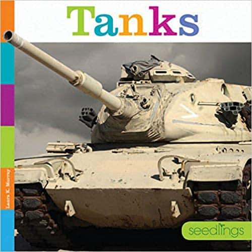 Tanks (Seedlings Series) Paperback $1.23 + $1 Digital Credit at Amazon