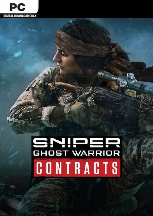 Sniper Ghost Warrior Contracts (PC Digital Download) $19.10 (Pre-order. Release 11/22/2019)