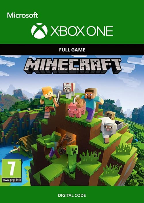 Minecraft Xbox One $7.63 (Digital Download)