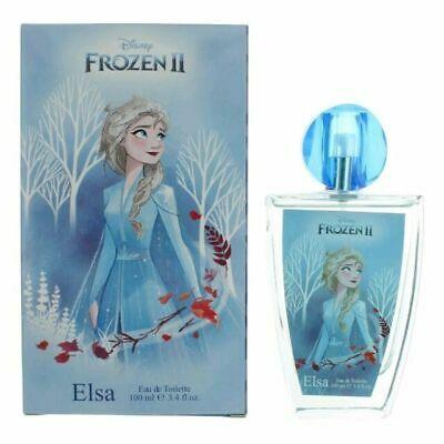 Disney Frozen II Elsa Perfume by Disney 3.4 oz EDT Spray for Girls. $11 + FS (eBay Daily Deal)