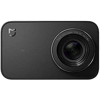 "Xiaomi Mi 4K Action Camera, 2.4"" Touchscreen WiFi Sports Camera with Sony Image Sensor, 145° Wide Angle. $58.42 @ Amazon"