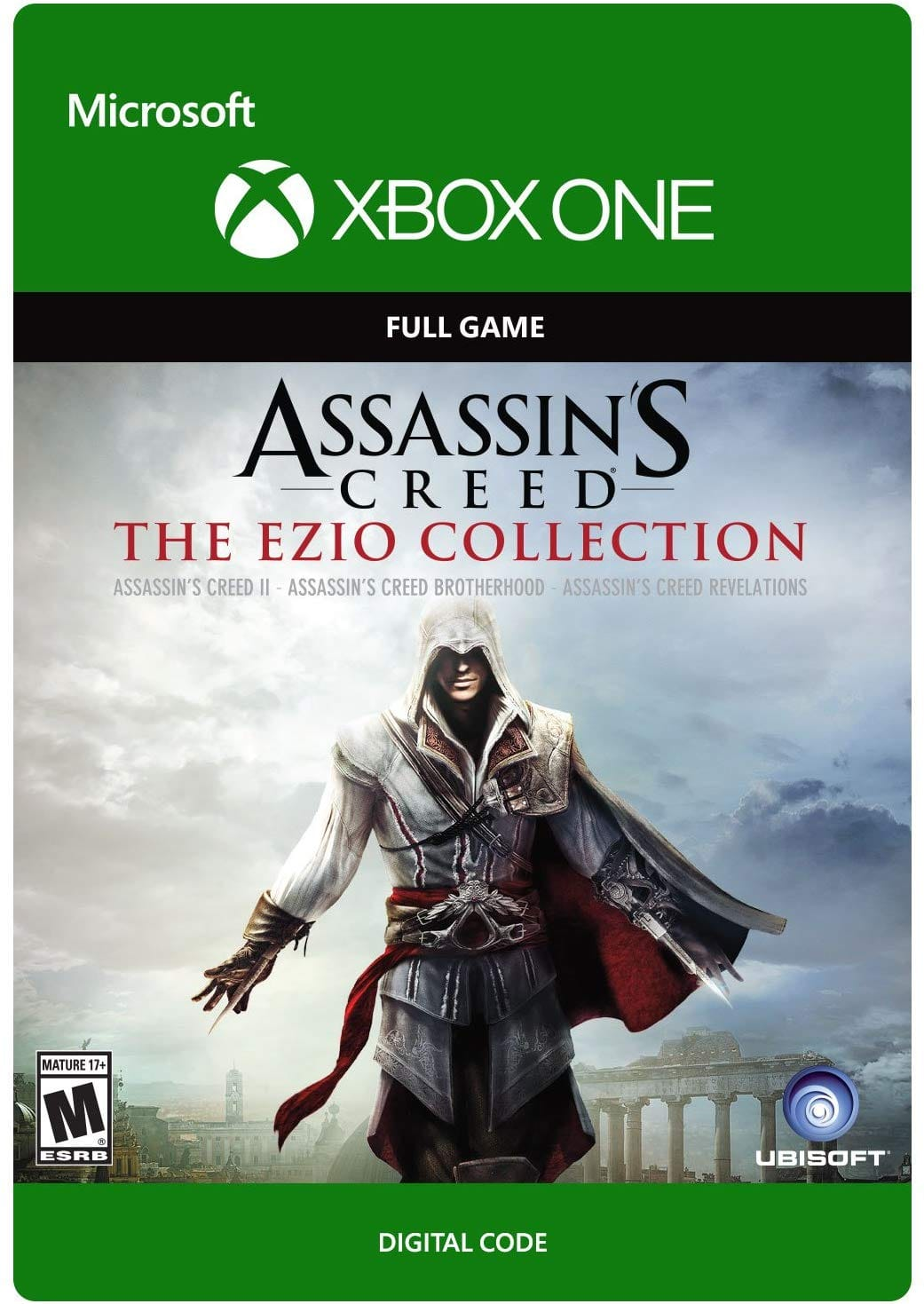 Assassin S Creed The Ezio Collection Xbox One Digital Download