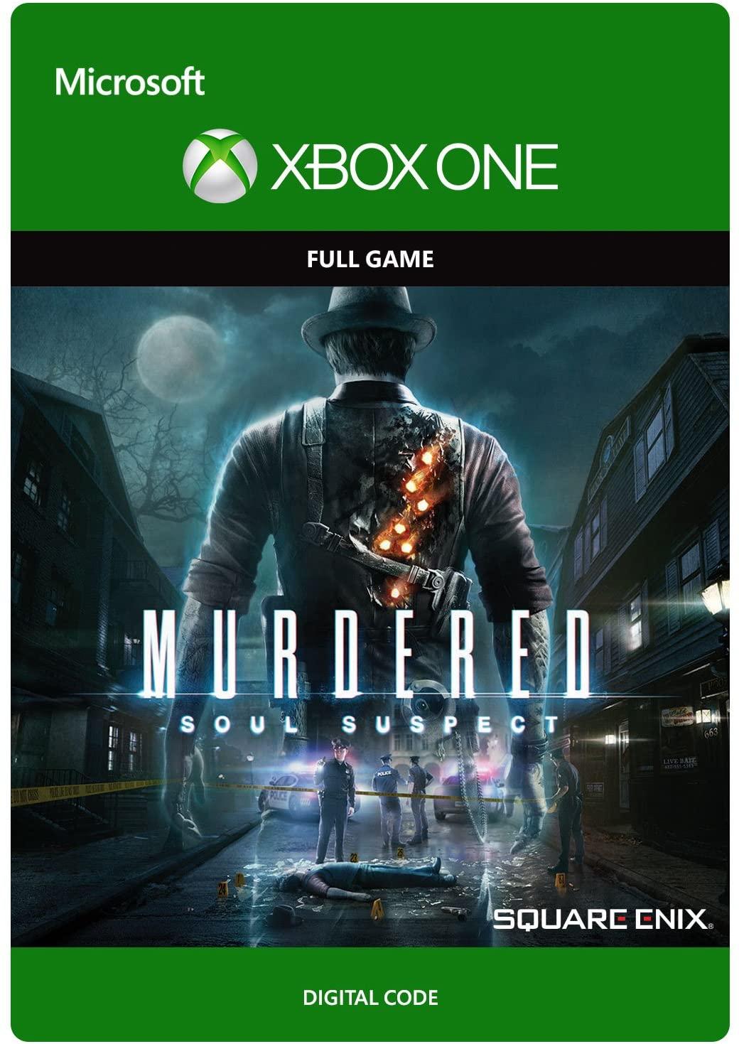 Murdered: Soul Suspect - Xbox One Digital Code. $2.99 @ Amazon