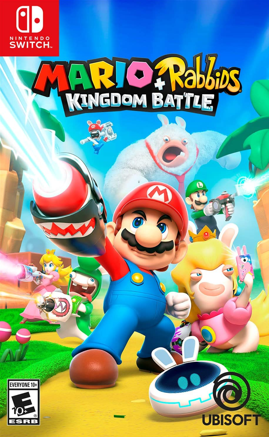 Mario + Rabbids Kingdom Battle - Nintendo Switch. $14.99 @ Best Buy