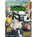 Shaun the Sheep Movie Digital  DVD + Digital For $3.74 @ Amazon