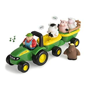 *Died Fast* John Deere Animal Sounds Hayride For $8.99 @ Amazon