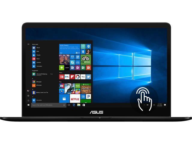 "ASUS Zenbook Pro UX550VE-DB71T 15.6"" Intel Core i7 7th Gen 7700HQ (2.80 GHz) NVIDIA GeForce GTX 1050 Ti 16 GB Memory 512 GB SSD Windows 10 Home 64-Bit For $1499.99 @ newegg"