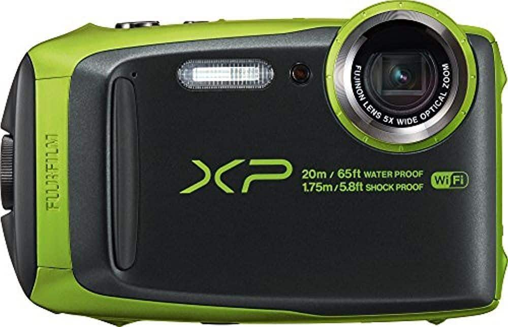 Fujifilm FinePix XP120 Waterproof Digital Camera - Color Options [New] For $95 AC @ eBay