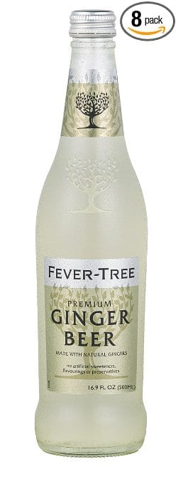 Fever-Tree Premium Ginger Beer, 16.9-Ounce Glass Bottles (Pack of 8) $17.35 beat the lowest on CCC ($19.28 after 10% off)