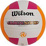 Wilson Quicksand Spike Volleyball (blue) for 6.56 @ Walmart.. pick up
