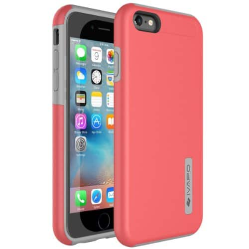 iPhone 6s/6/6 Plus/6s Plus Protective Durable Case - $1.79 AC+FS w/prime @Amazon